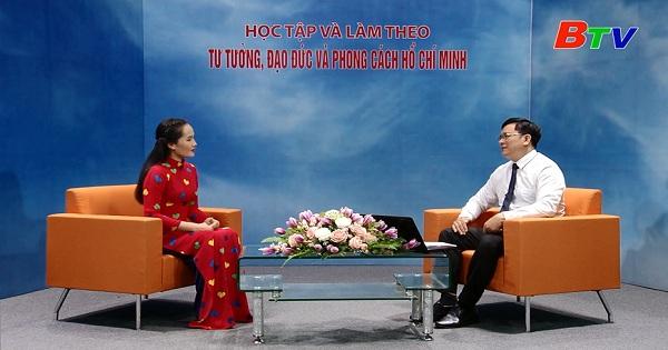 Kiên định với tư tưởng Hồ Chí Minh