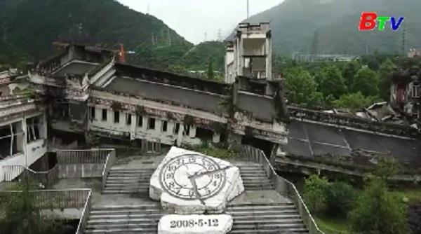Tứ Xuyên hồi sinh mạnh mẽ sau cơn đại địa chấn năm 2008