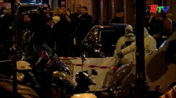 Khủng bố IS nhận thực hiện vụ tấn công bằng dao ở Paris