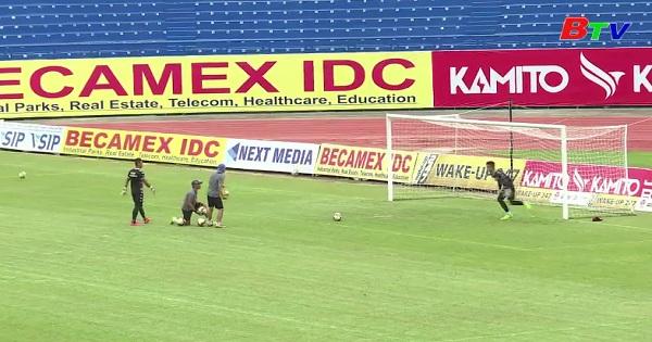 Vòng 13 V.League 2019 - Trước trận Quảng Nam - Becamex Bình Dương