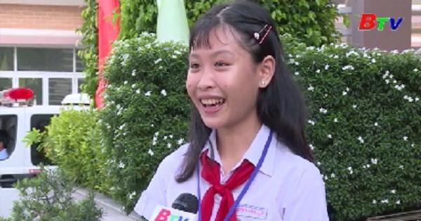 Diễn đàn trẻ em Thị xã Tân Uyên năm 2019