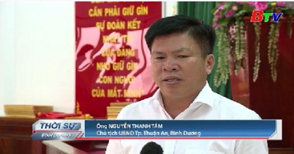 Thuận An đảm bảo chỉ tiêu kinh tế - xã hội