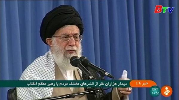 Iran tái khẳng định việc không đàm phán với Mỹ