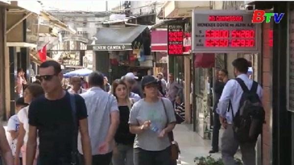 Ai Cập đặt mục tiêu giảm nợ công xuống 92% GDP