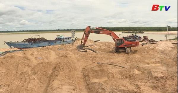 Chấn chỉnh hoạt động các bến thủy nội địa ở huyện Dầu Tiếng