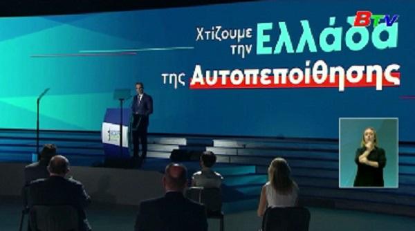 Hy Lạp công bố kế hoạch mua sắm vũ khí quy mô lớn