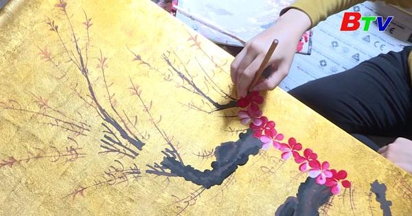 Bình Dương nỗ lực bảo tồn và phát triển làng sơn mài Tương Bình Hiệp