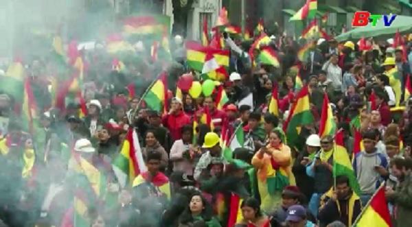 Mỹ ra cảnh báo đi lại tới Bolivia