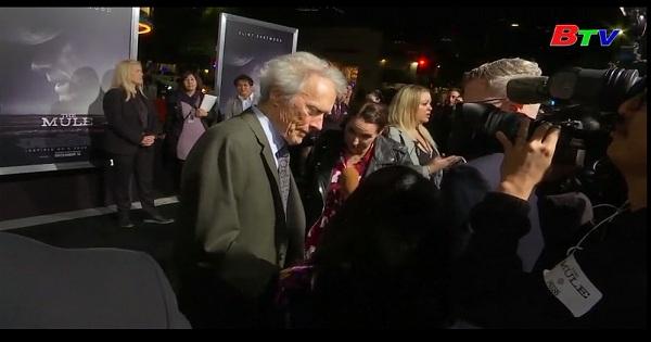 Clint Eastwood ra mắt phim