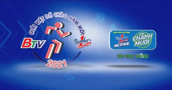 Giải Việt dã Chào năm mới BTV - Number 1 lần XXII năm 2021