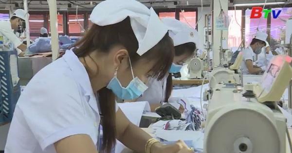 Bình Dương: Nhiều doanh nghiệp công bố mức thưởng tết cho người lao động