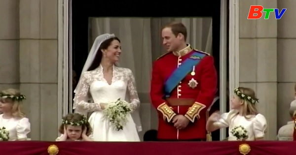 Nữ công tước xứ Cambridge của Anh tròn 39 tuổi