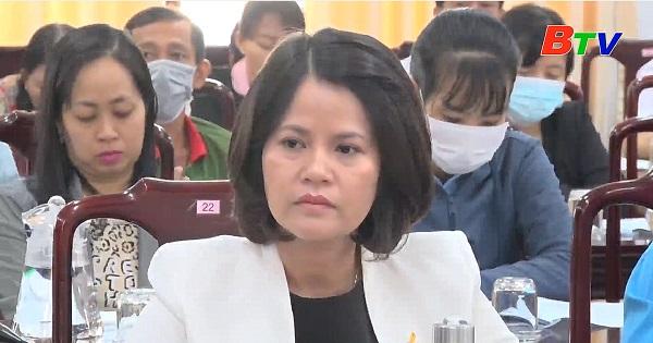Liên đoàn Lao động Tp.Thủ Dầu Một tổng kết hoạt động năm 2020