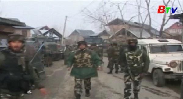 Lại xảy ra nổ súng qua biên giới Pakistan - Ấn Độ