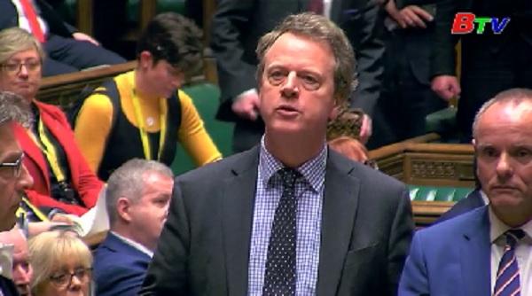 Các nghị sĩ Anh bỏ phiếu ủng hộ đề nghị EU trì hoãn Brexit