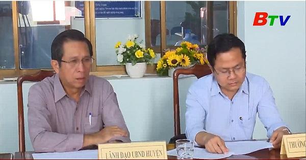 Huyện Dầu Tiếng hội nghị hiệp thương lần 2