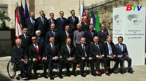 G7 ra tuyên bố chung cam kết tăng cường chống tấn công mạng