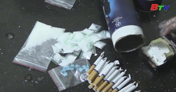 Chung tay phòng chống ma túy