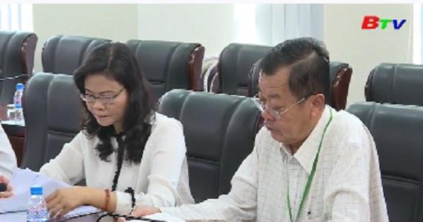 Hội nghị trực tuyến về kết quả triển khai và thực hiện Luật Qui hoạch