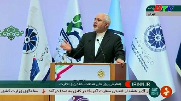 Mỹ để ngỏ cánh cửa tháo gỡ căng thẳng với Iran