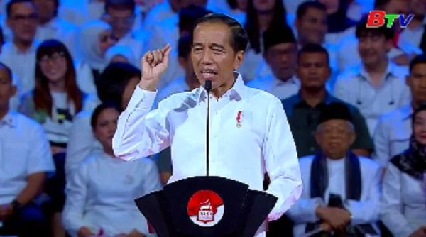 Tổng thống đắc cử Indonesia cam kết thúc đẩy kinh tế