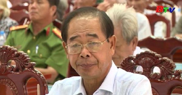 Họp mặt kỷ niệm 58 năm ngày thành lập tỉnh Phước Thành