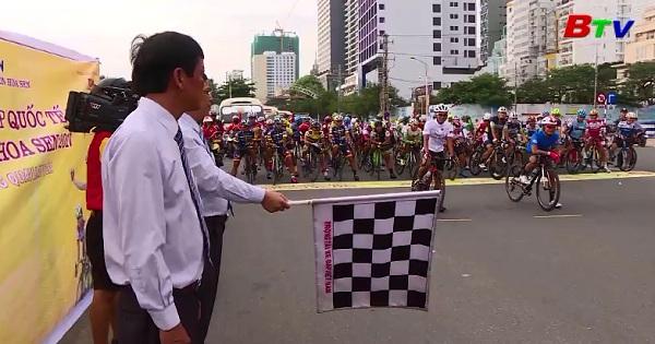 Chặng 12 Giải xe đạp quốc tế VTV - Cúp Tôn Hoa Sen 2017
