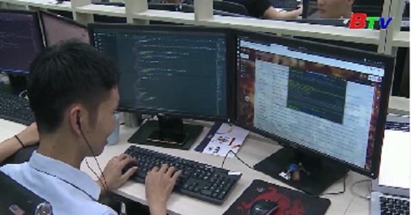 Cải thiện xếp hạng của việt Nam về an ninh mạng