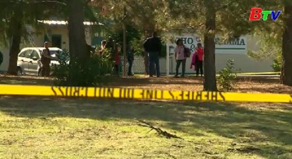 Tin thêm về vụ nổ súng ở trường tiểu học ở Mỹ