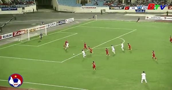 Tuyển Việt Nam chính thức đoạt vé dự vòng chung kết  Asian  Cúp 2019
