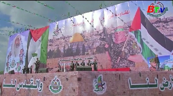 Palestine kêu gọi sự bảo vệ của quốc tế