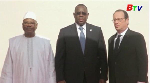 Hội nghị cấp cao Pháp - Châu Phi