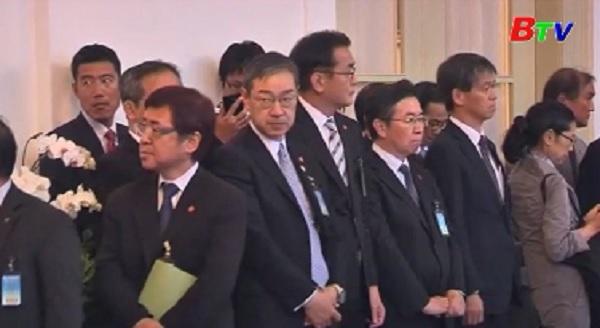 Nhật Bản, Indonesia nhất trí tăng cường hợp tác an ninh biển