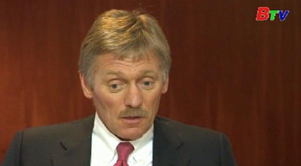 Điện Kremlin bác thông tin về cuộc gặp giữa Putin và Tổng thống Trump