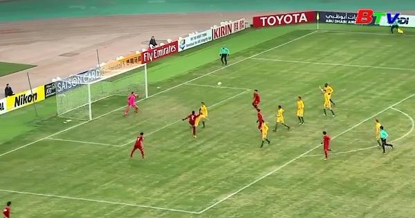 Bảng D VCK U23 Châu Á : U23 Việt Nam 1-0 U23 Australia