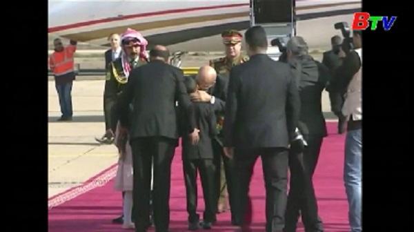 Quốc vương Jordan Abdullah II thăm Iraq sau hơn một thập kỷ