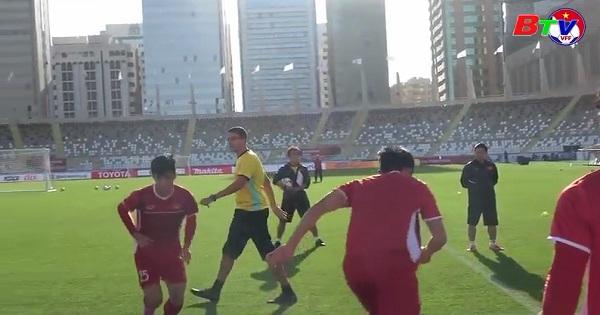 Đội tuyển Việt Nam trước trận Yemen