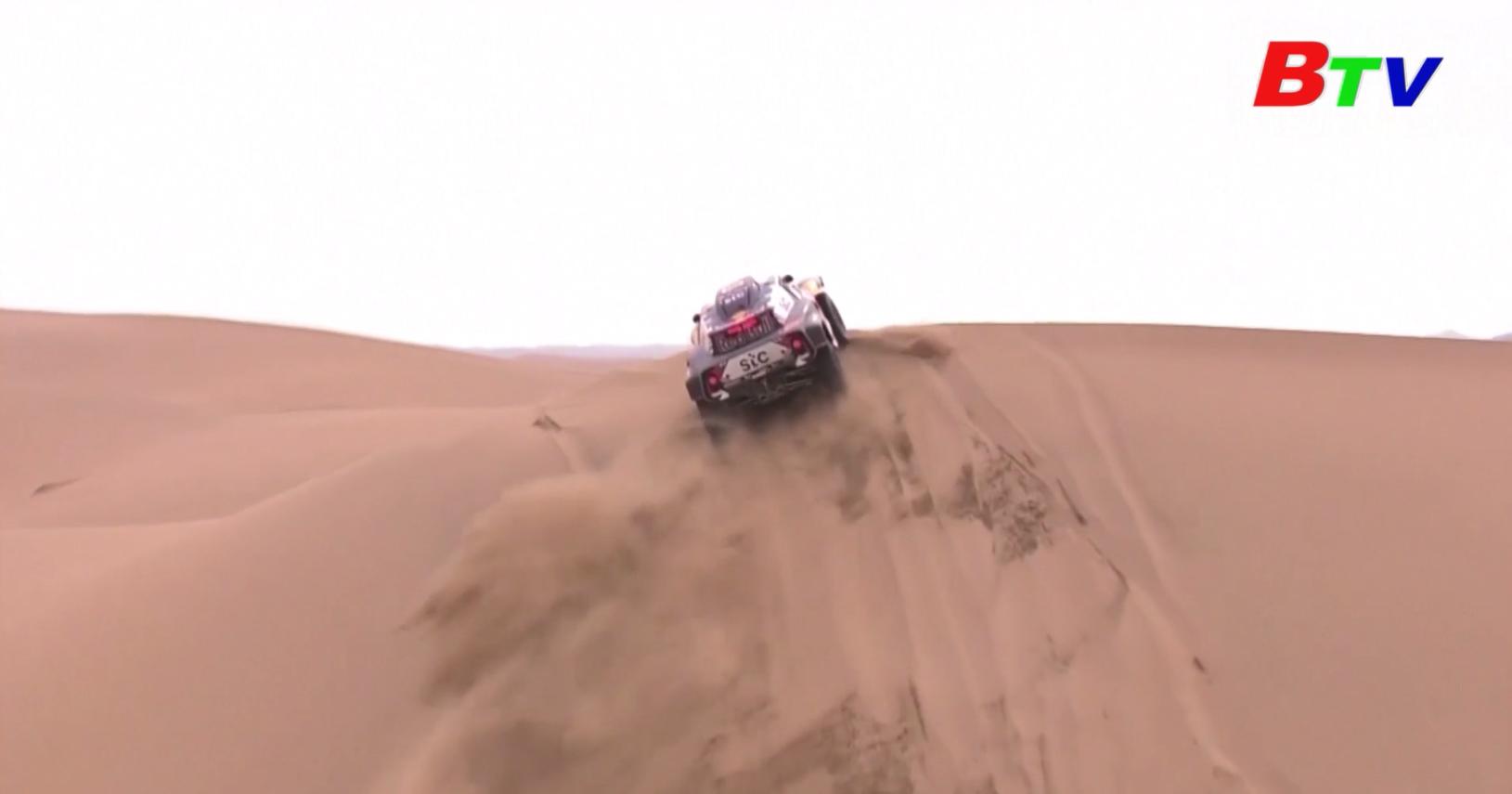 Kết quả chặng 11 Dakar Rally 2021
