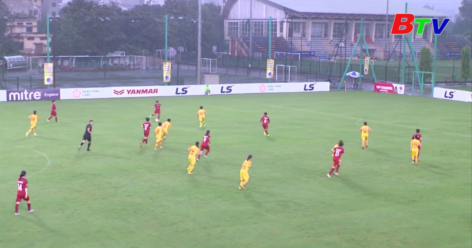VFF điều chỉnh lịch thi đấu Giải nữ vô địch Quốc gia - Cúp Thái Sơn Bắc