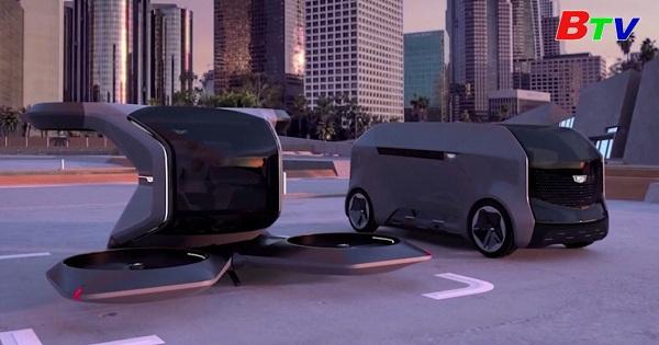 GM trình làng phương tiện tương lai VTOL