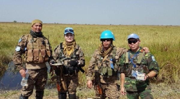 Tết đặc biệt của người lính gìn giữ hòa bình Liên Hợp Quốc