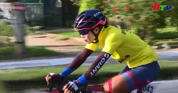 Chặng 9 - Giải Xe đạp nữ quốc tế Bình Dương mở rộng tranh Cúp Biwase lần 8 năm 2018