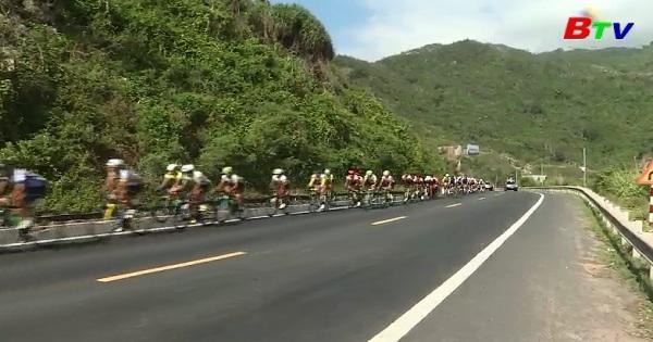 Chặng 16 Cuộc đua xe đạp toàn quốc tranh cúp truyền hình TpHCM lần thứ 30 năm 2018