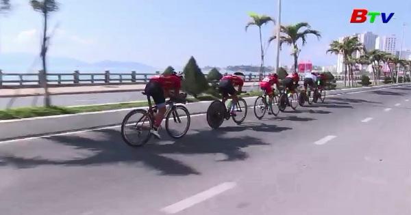 Chặng 17 Cuộc đua xe đạp toàn quốc tranh cúp truyền hình TpHCM lần thứ 30 năm 2018