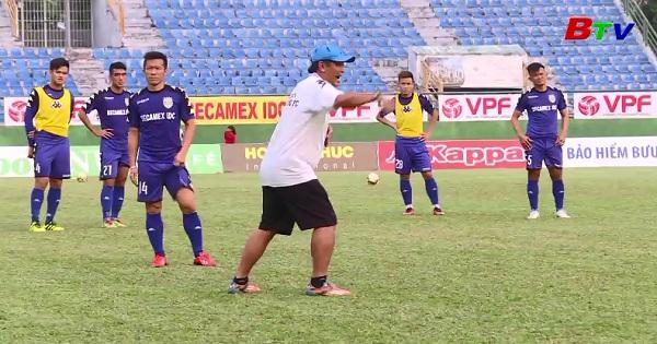 Trước trận B.Bình Dương - FLC Thanh Hóa vòng 5 - VLeague 2018