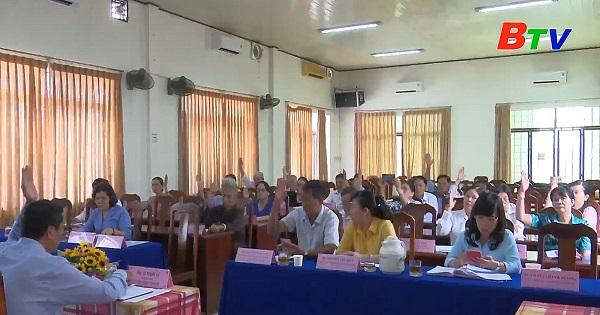 Thuận An tổ chức Hội nghị Hiệp thương lần thứ 3