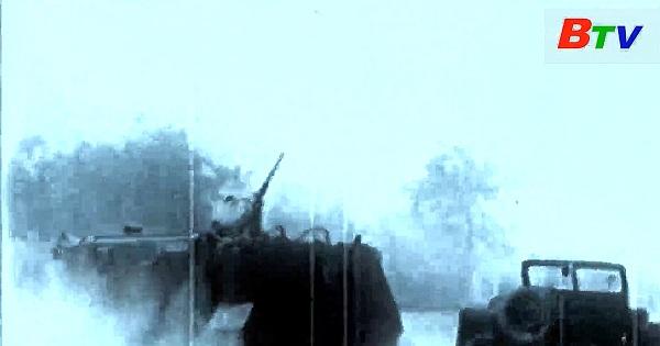 Ngày 15/4/1975, trận chiến Phan Rang ác liệt, chiến dịch Xuân Lộc, Long Khánh thu nhiều thắng lợi