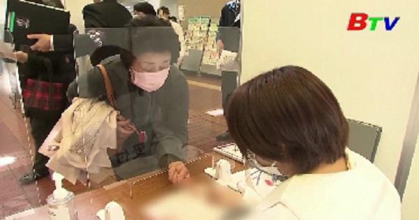 Nhật tăng cường áp đặt biện pháp phòng dịch trọng điểm