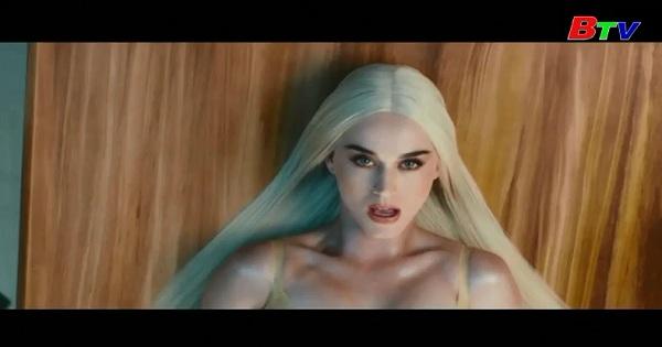 MV mới của Katy Perry - Cô gái như món ăn ngon