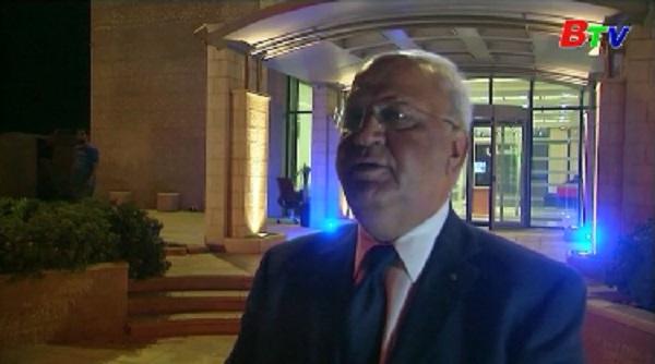 Palestine triệu hồi Đại sứ tại Washington